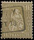 27099 / 3346 - Filatelie / Evropa / Švýcarsko