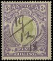 27322 / 3402 - Philately / America and Caribbean / Caribbean / Antigua