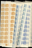 27462 / 1359 - Philately / Protectorate Bohemia-Moravia / Newspaper Stamps