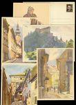 28096 / 1983 - Filatelie / ČSR II. / Celiny ČSR II. / CPH - Celinové pohlednice