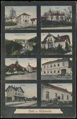 29525 / 3569 - Picture Postcards / Topography / Czech republic / District of Rakovník