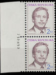 30374 / 2021 - Philately / Czech Republic / Stamps