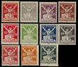 32753 / 356 - Philately / Czechoslovakia 1918-1939 / Chainbreaker Issue 1920