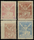 32765 / 353 - Philately / Czechoslovakia 1918-1939 / Chainbreaker Issue 1920