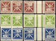 32796 / 358 - Philately / Czechoslovakia 1918-1939 / Chainbreaker Issue 1920