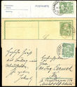 33601 / 2148 - Philately / Other Philatelic Domains / Train Post / Austria and Hungary