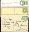 33601 / 2148 - Filatelie / Filatelistické obory / Vlaková pošta / Rakousko-Uhersko