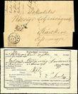 34629 / 2849 - Filatelie / Evropa / Maďarsko / Uherské království 1867–1918