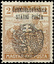 35825 / 27 - Philately / Czechoslovakia 1918-1939 / Revolutionary 1918