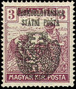 35826 / 28 - Philately / Czechoslovakia 1918-1939 / Revolutionary 1918