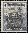 35827 / 29 - Philately / Czechoslovakia 1918-1939 / Revolutionary 1918