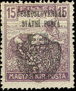 35828 / 30 - Philately / Czechoslovakia 1918-1939 / Revolutionary 1918