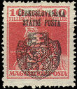 35829 / 31 - Philately / Czechoslovakia 1918-1939 / Revolutionary 1918