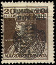 35830 / 32 - Philately / Czechoslovakia 1918-1939 / Revolutionary 1918