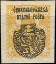 35831 / 34 - Philately / Czechoslovakia 1918-1939 / Revolutionary 1918