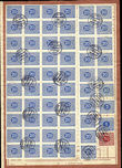 36176 / 1087 - Philately / Protectorate Bohemia-Moravia / Forerunners