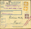 37933 / 1195 - Philately / Protectorate Bohemia-Moravia / Official Stamps