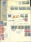 38068 / 1082 - Philately / Protectorate Bohemia-Moravia / Forerunners