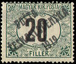 38088 / 250 - Philately / Czechoslovakia 1918-1939 / Posta Ceskoslovenska 1919 Overprint Issue