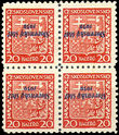 39999 / 1296 - Philately / Slovakia 1939-1945 / Stamps