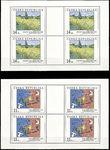 40220 / 1985 - Philately / Czech Republic / Stamps