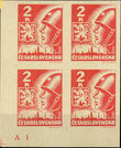 40236 / 1475 - Philately / Czechoslovakia 1945-1992 / Postage stamps 1945-1953