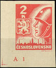40237 / 1476 - Philately / Czechoslovakia 1945-1992 / Postage stamps 1945-1953