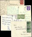 41169 / 3018 - Filatelie / Evropa / Německo / Vydání 1870-1945