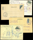 41347 / 9 - Philately / Czechoslovakia 1918-1939 / Forerunners 1918-1919