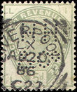 41686 / 3751 - Philately / Europe / Great Britain / Victoria