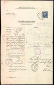 42909 / 3584 - Philately / Europe / Austria / Forms