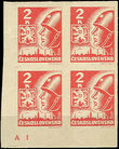 43314 / 1474 - Philately / Czechoslovakia 1945-1992 / Postage stamps 1945-1953