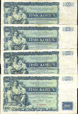 43889 / 4587 - Banknotes