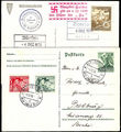 44010 / 962 - Philately / Occupations / Sudetenland