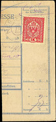 44556 / 1 - Philately / Czechoslovakia 1918-1939 / Forerunners 1918-1919