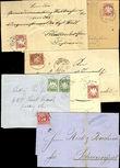 44696 / 3002 - Filatelie / Evropa / Německo / Staroněmecké státy / Bavorsko