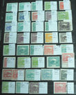 45165 / 4736 - Collections / Philately / Stamps / Czecho-Slovakia