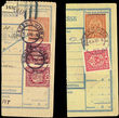 45817 / 3585 - Philately / Europe / Austria / Forms