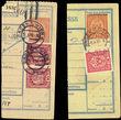 45817 / 3585 - Philately / Europe / Austria / Forms