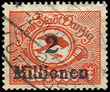 46255 / 3017 - Filatelie / Evropa / Německo / Vydání 1870-1945