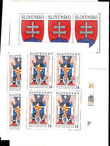 46269 / 2127 - Philately / Slovakia since 1993 / Stamps