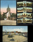 47473 / 0 - Picture Postcards / Topography / Czech republic / District of Jičín