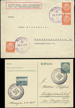 47518 / 845 - Philately / Occupations / Sudetenland