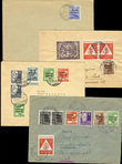 47729 / 2450 - Philately / Europe / Germany / Occupied zones