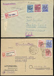 47730 / 2447 - Philately / Europe / Germany / Occupied zones