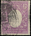 47980 / 3064 - Philately / Africa / North and East Africa / British East Africa and Uganda