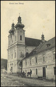 48396 / 3198 - Picture Postcards / Topography / Czech republic / District of Blansko