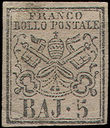 49060 / 2178 - Philately / Europe / Italy / Italian States / Papal states