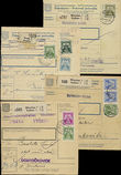49191 / 951 - Philately / Protectorate Bohemia-Moravia / Official Stamps