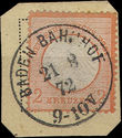 49890 / 2386 - Philately / Europe / Germany / Issue 1870-1945